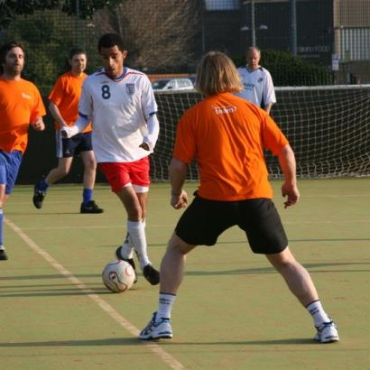 Enjoy original football match with your stag company in Hamburg