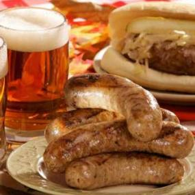 Don't miss traditional German meals during your stag weekend in Hamburg