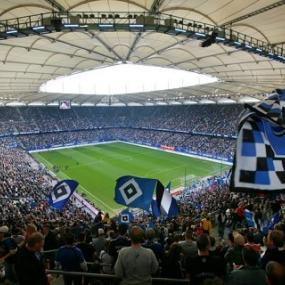 Entry and explore the most known Hamburg stadium